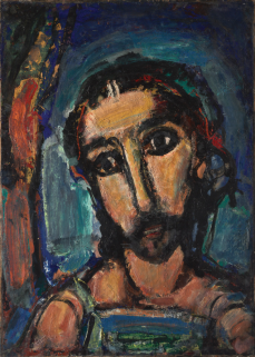 Head of Christ, Georges Rouault
